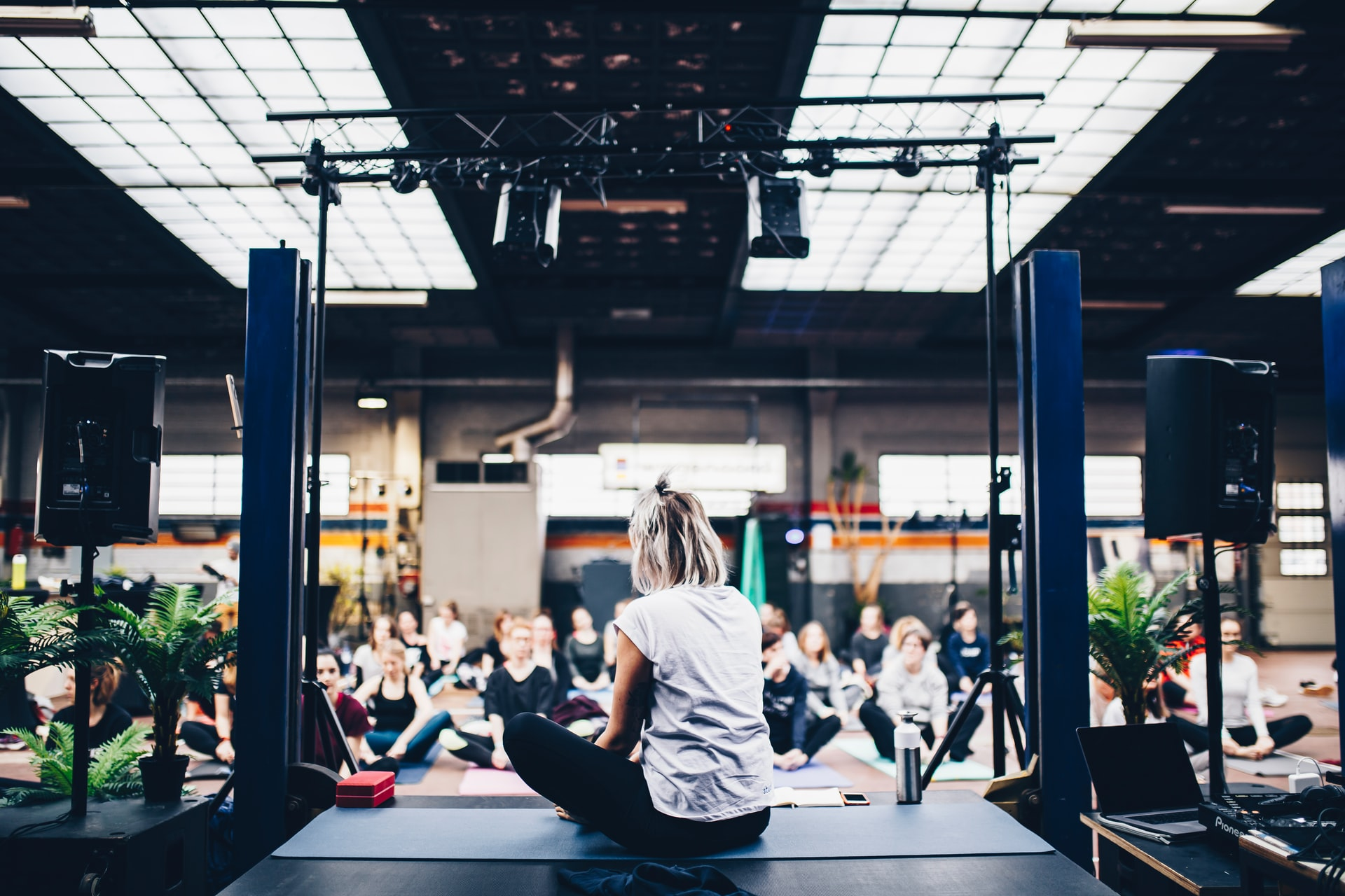 How to Create Yoga Workshop