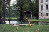 """AcroYoga® Intensiv Day """"November Edition"""" 07.11.2015 retreat in Vienna - photo 0"""