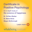 Certification in Whole-Person Positive Psychology retreat in Stockbridge - photo 11