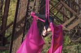 Intro to Aerial Silks retreat in Toronto - photo 1
