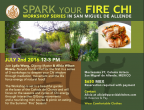Spark Your Fire Chi Event retreat in san miguel de allende - photo 0