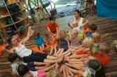 100 Hr Yoga for Kids and Teens YTT retreat in Badung - photo 1