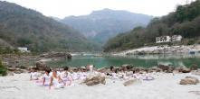 Yoga Meditation Retreat Rishikesh india retreat in RISHIKESH - photo 1