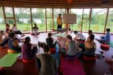 200 hrs Hatha Yoga Teacher Training at AyurYoga Eco-Ashram, India retreat in Mysore - photo 18