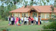 200 hrs Hatha Yoga Teacher Training at AyurYoga Eco-Ashram, India retreat in Mysore - photo 25