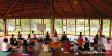 300 Hrs Advanced Hatha Yoga Teacher Training at AyurYoga Eco-Ashram, India retreat in Mysore - photo 1