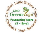 Little Greene Yoga Children's Yoga Teacher Training retreat in Glasgow - photo 2