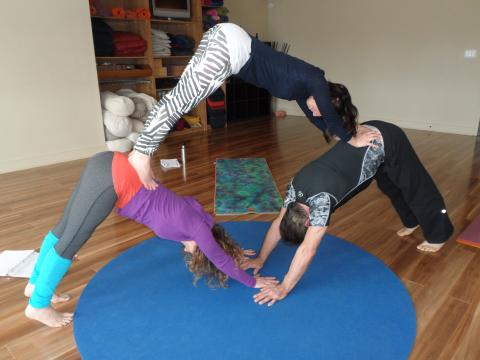 Acroyoga For Beginners Yoga General Event In Woodbridge