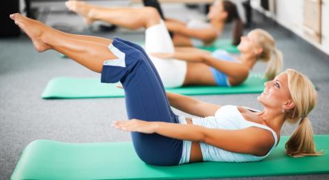 beginner and intermediate mat pilates teacher training