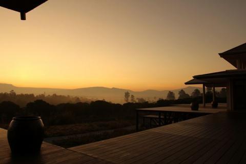 Trika Eco Resort Kailash Akhara Yoga Retreat In Phu Ruea