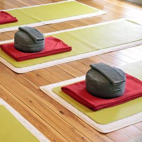 The yoga mat studio