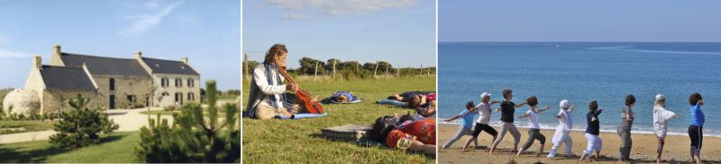 Vocal Yoga, Sacred Chanting of India / 2 Summer Workshop in Brittany