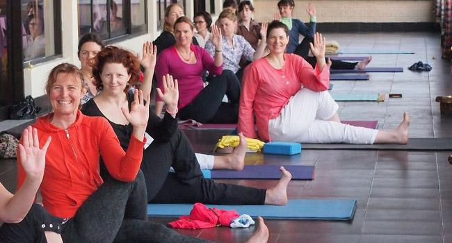 Relax and Meditate with Yoga & Pilates retreat