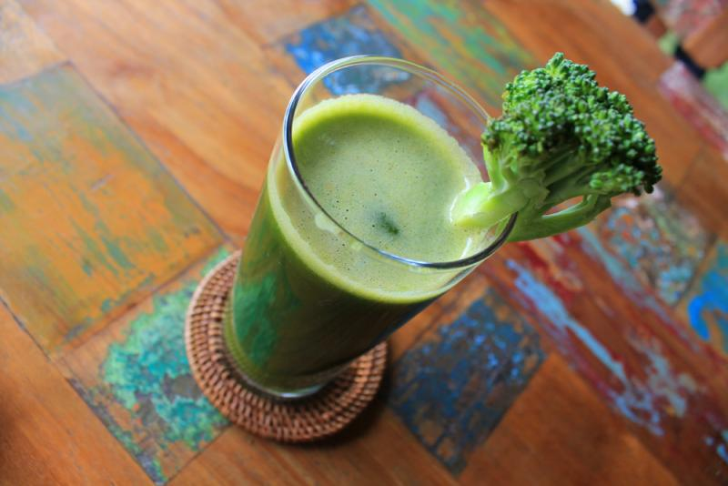 Herbal & Juice Cleanse in Bali with Yoga