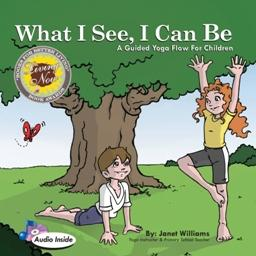 Kids Yoga Teacher Training: What I See, I Can Be Certificate