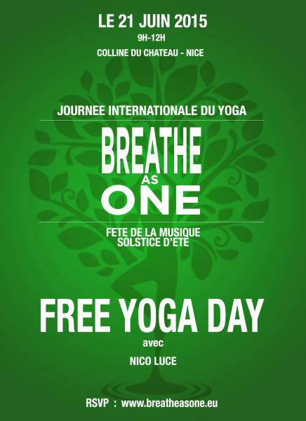 Breathe as One