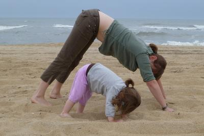 Family Yoga for ages 3+
