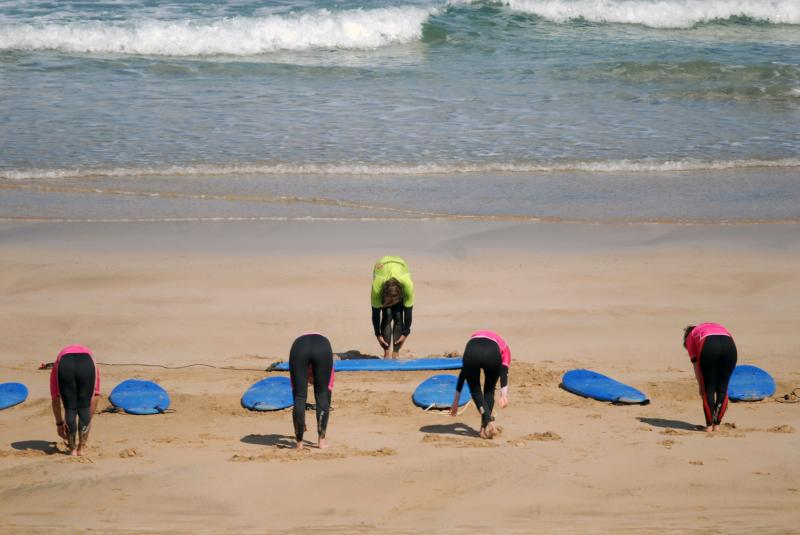 Yoga & Surf Holiday, Fuerteventura Canary Islands