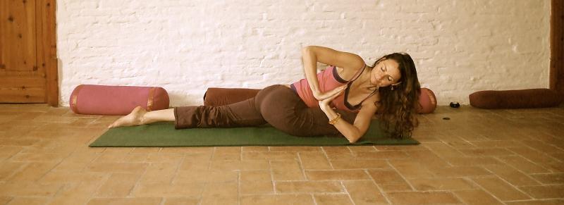 Dynamic Yoga workshop with Jo Kemp