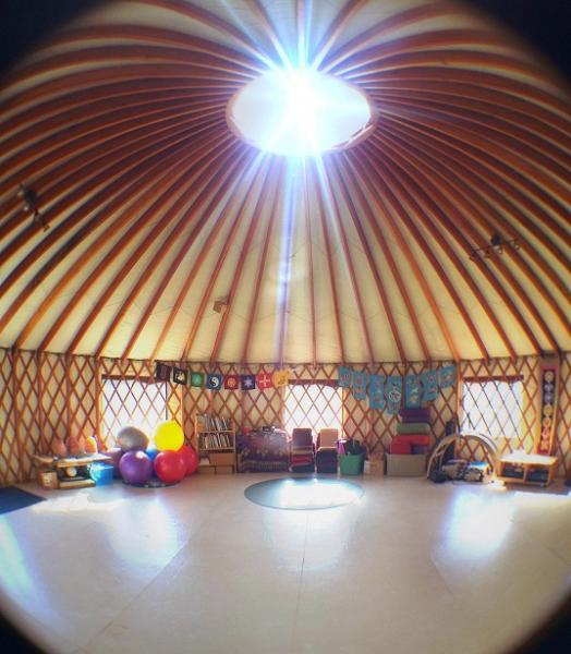 Raw Consciousness Retreat in the Yurt