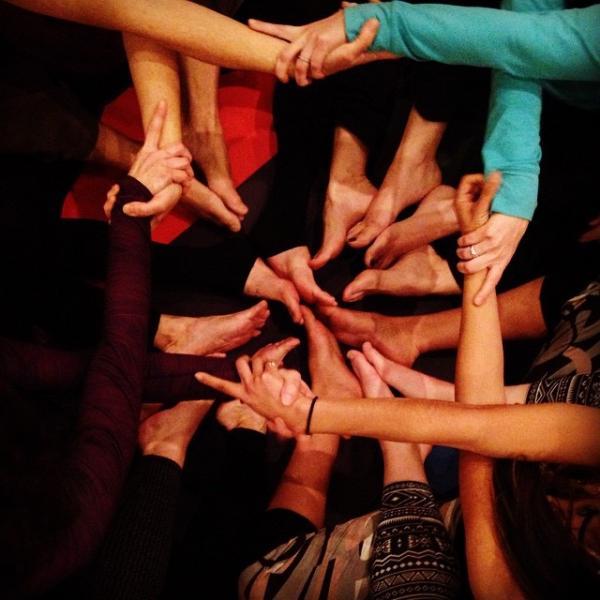 Principle Based Partner Yoga Workshop