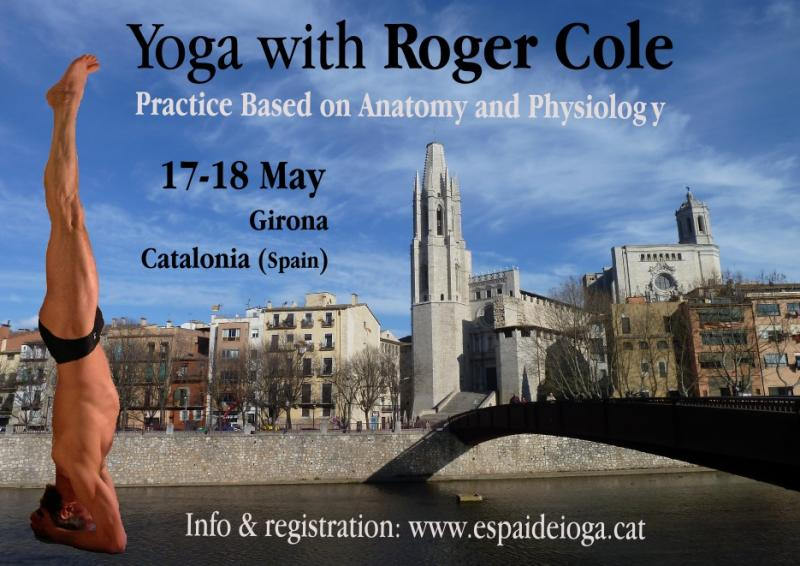Workshop with Roger Cole 17-18 May