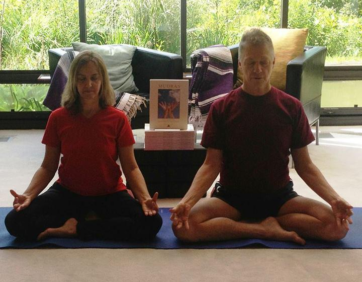Mudras as Keys for Awakening: The True Essence of Yoga A workshop with Joseph and Lilian Le Page