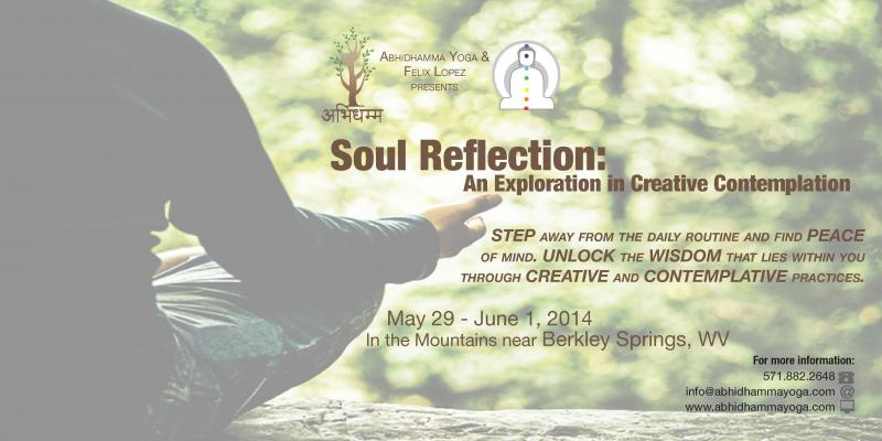 Soul Reflection:  An Exploration in Creative Contemplation