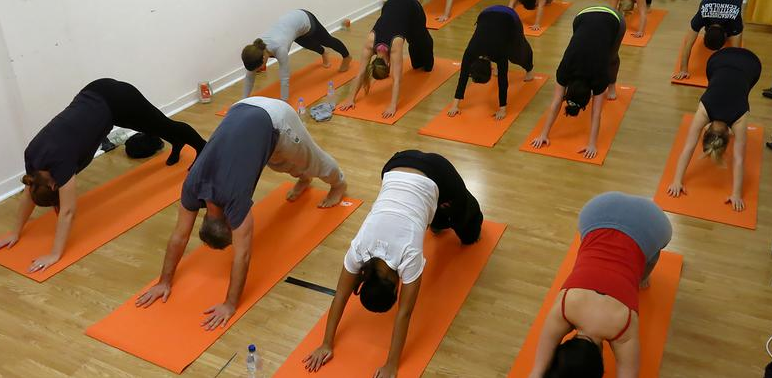 We've Only Just Begun... 2 hr Beginner's Yoga Workshop