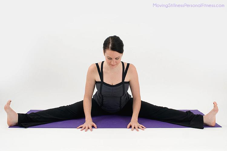 Yoga - A Therapeutic Series for Tight Hips #2