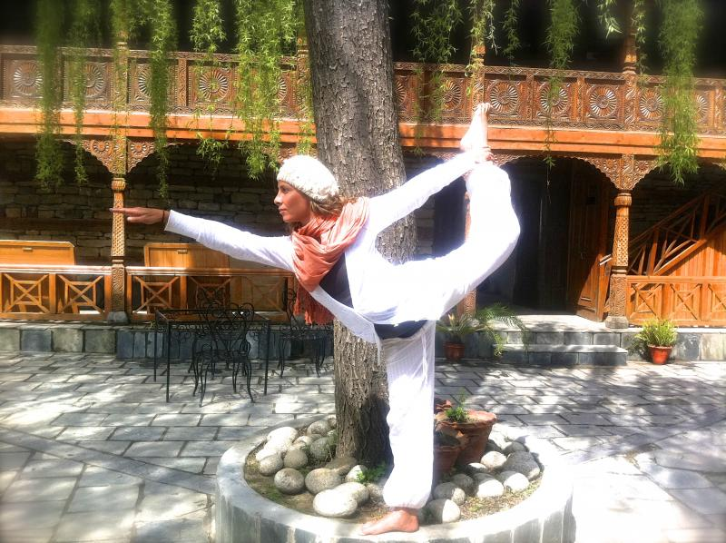 Yoga Teacher Training Course in the Himalayas