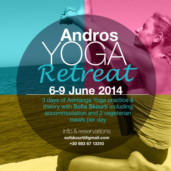 Ashtanga Yoga Holiday in Andros