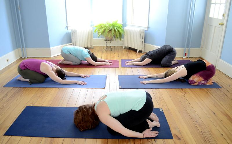 Beginner Yoga 101 EVENING Class now forming for OCTOBER!