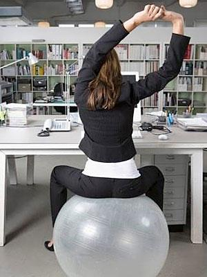 Pilates Workshop: Good Posture in the Office - Repeat Due to Popular D