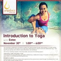 Introduction to Yoga Workshop