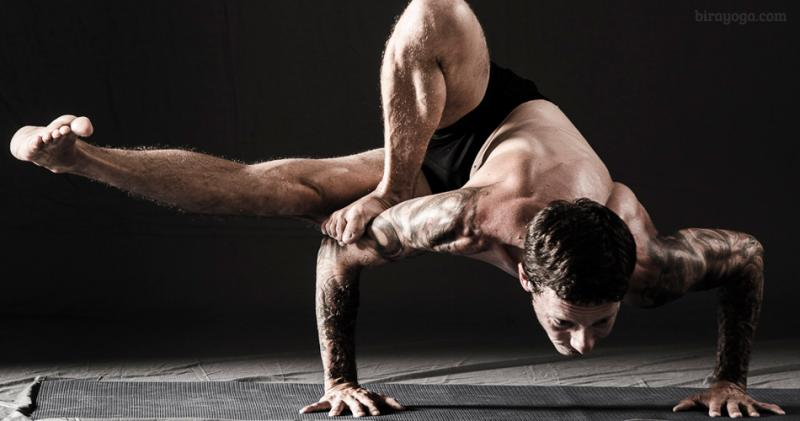 Soul of Yoga - Weekend Hatha Yoga Workshop with UBIRATAN GONZAGA