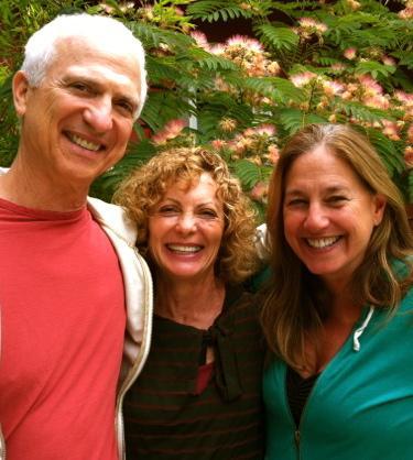 Yoga & Art with Paul Gould, Jenni Fox & Andrea Borsuk