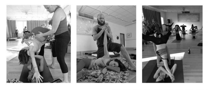 Valentine's Day AcroYoga and Therapeutic Workshop