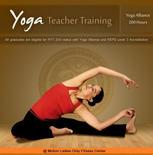 YOGA ALLIANCE 200 hour Teacher Training in Kuwait
