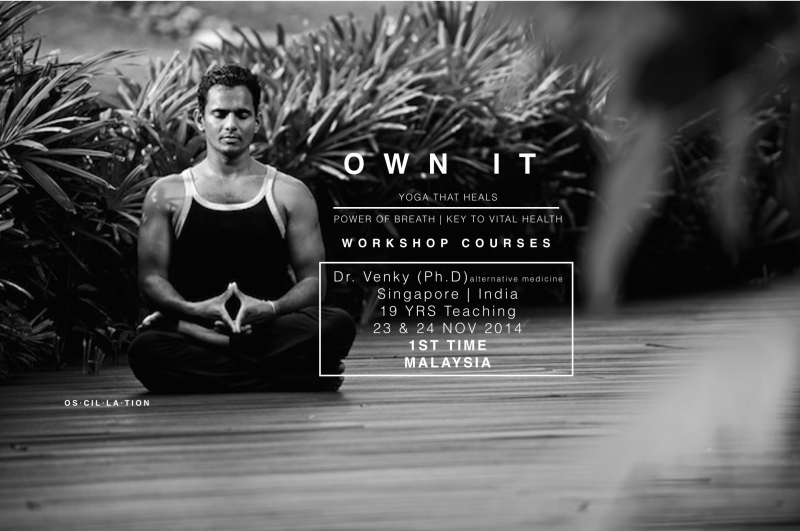MALAYSIA'S POP UP YOGA WORKSHOP IS HAPPENING FOR THE 1ST TIME IN A SPECTACULAR SKYLINE ROOFTOP AVENUE K !