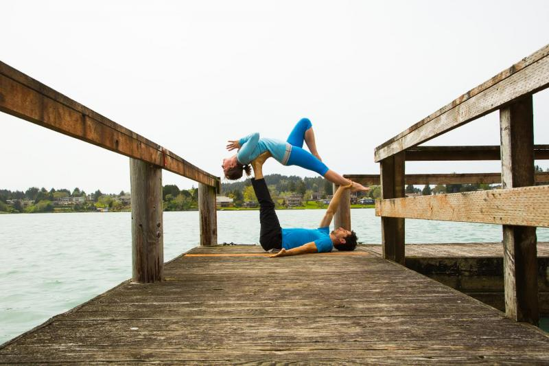 AcroYoga Single Session - June 2015 with Deven Sisler