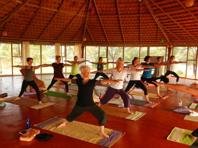 Traditional Hatha Yoga Teacher Training in India (200 Hours)