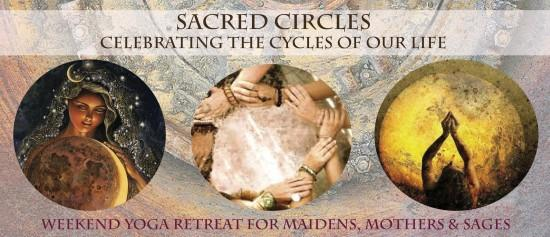 Sacred Circles: Celebrating the Cycles of Our Life, for Maidens, Mothers & Sages