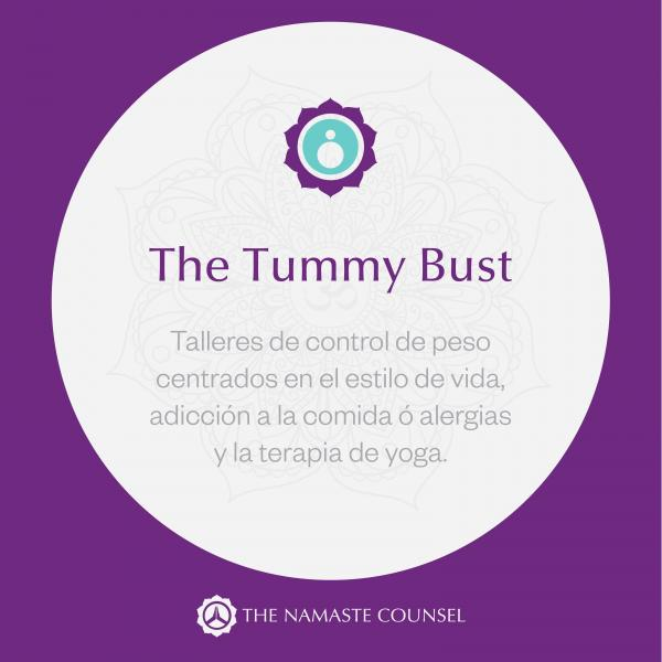 Therapeutic yoga for weight management -- The Tummy Bust