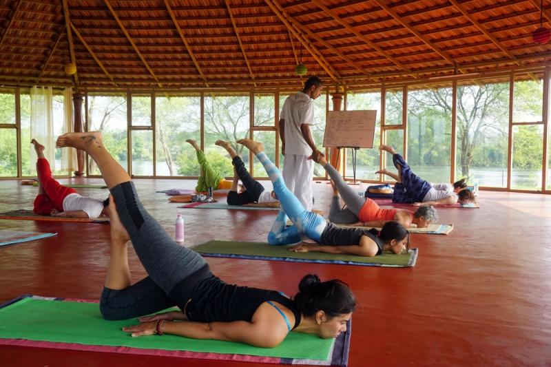 Yoga Intensive Retreat in India