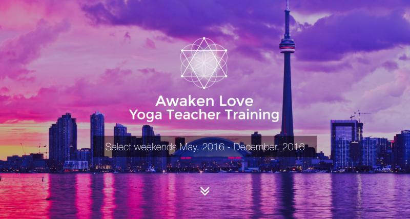 Awaken Love Yoga Teacher Training