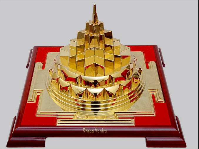 The Golden gate of Divine Mother