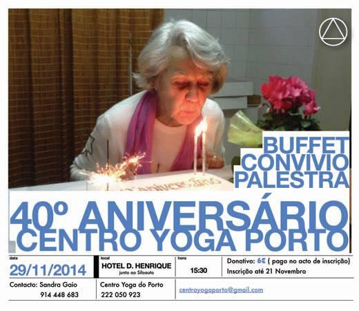 Celebration of the 40th anniversary of CYP