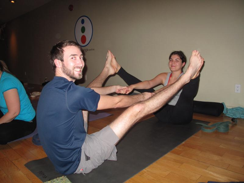 Partners Yoga Workshop