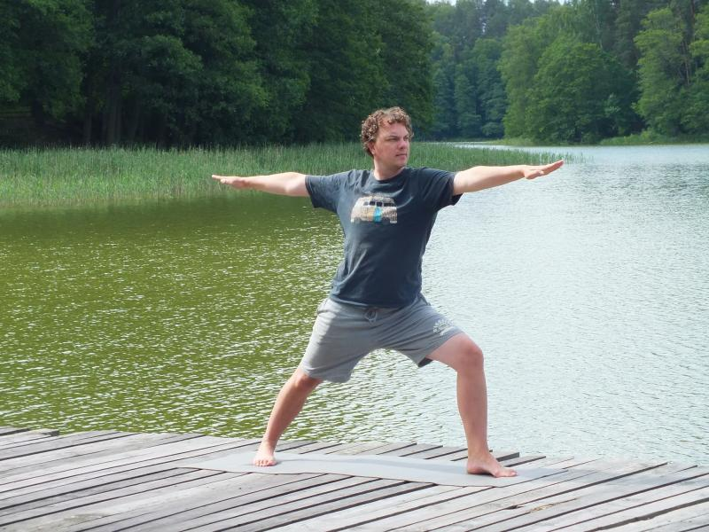 June Summer Yoga Retreat in Northen Poland